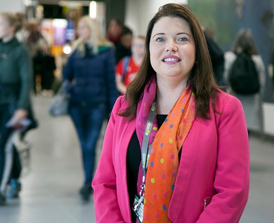 Julie-Ann Bollard, Employee Experience Manager