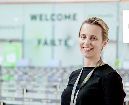 Maureen O'Hara, Solicitor, Legal Affairs