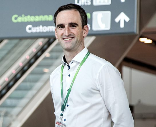 Conor Carroll, Client Project Owner, Airside