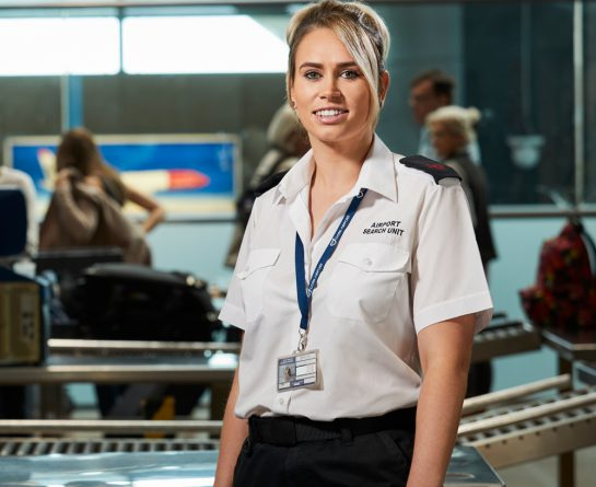 Nicole Maher, Aviation Search Unit, Cork Airport