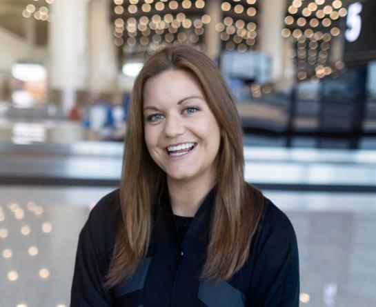 Sarah Flood, Head of Passenger Experience, Terminal 5, KKIA, Riyadh