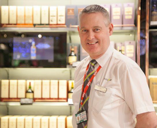 Alan McAuley, Sales Professional