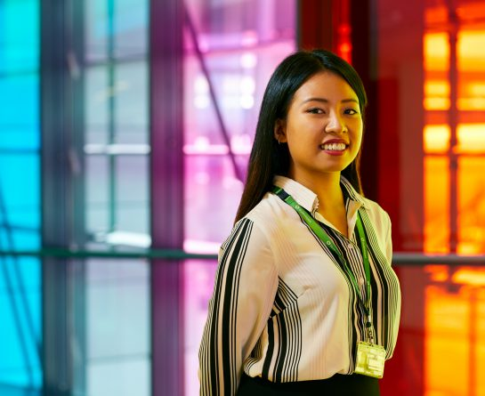 Audrey Chew, Operations Project Officer, Dublin Airport