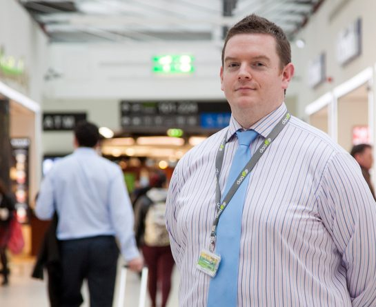 Robert O'Regan, Airside/Aviation Safety Compliance Manager